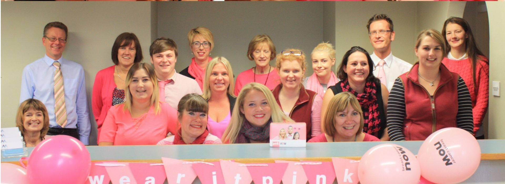 Wear It Pink blog post