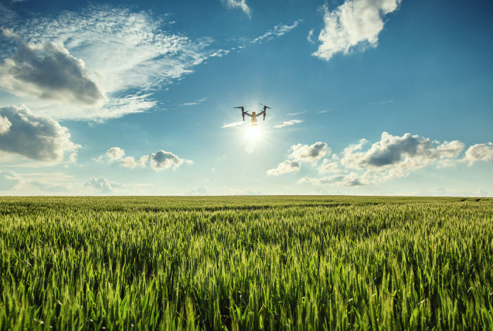 Agricultural Motor Traders & Drones blog post