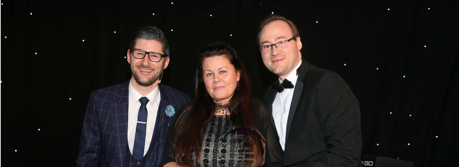 Great British Care Awards blog post