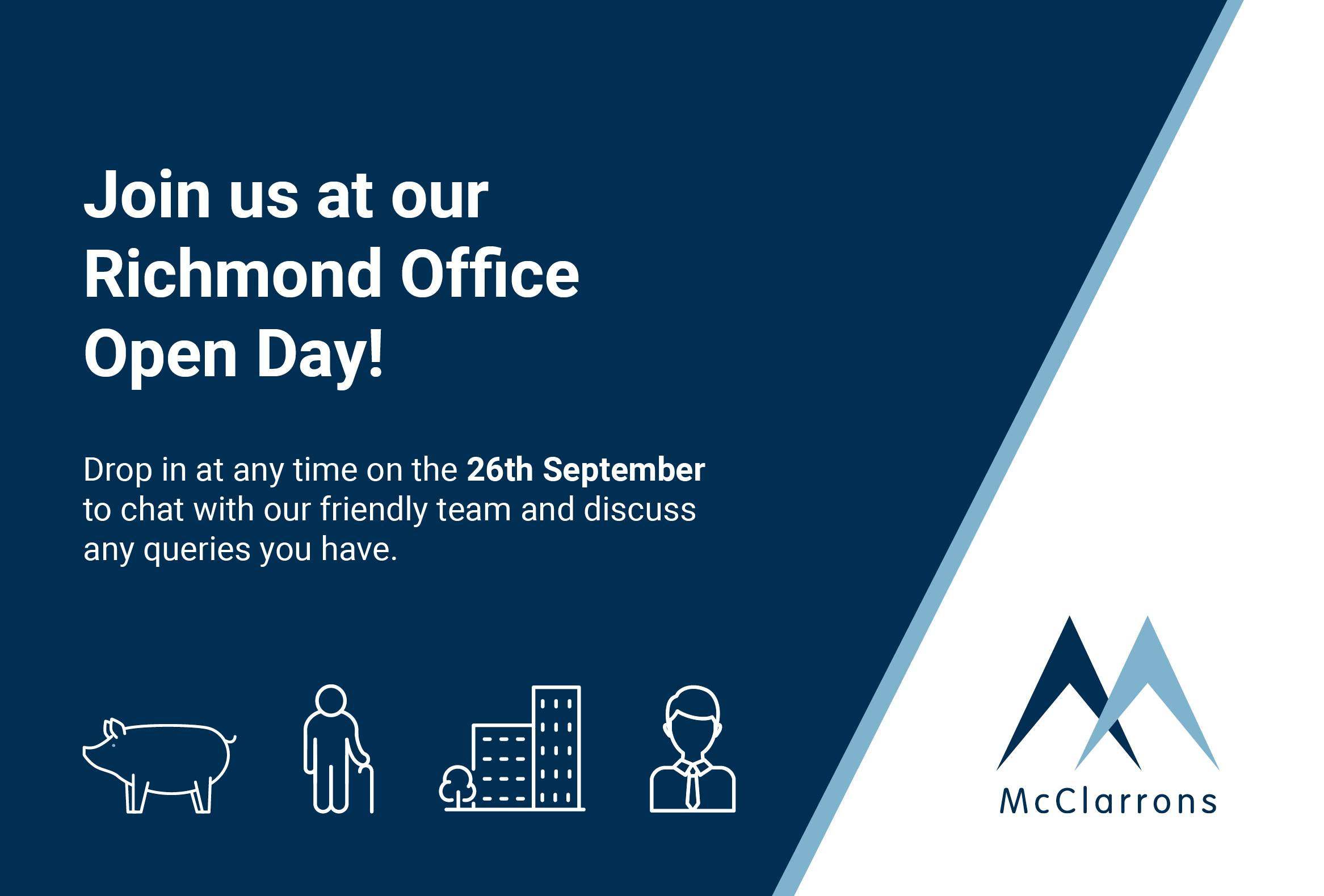 Richmond Office Open Day