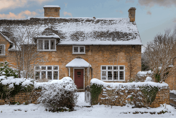 Tips for landlords protecting their property through winter 2020 - McClarrons insurance broker