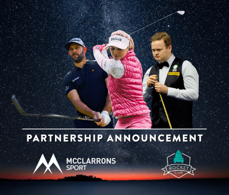 Rocket Yard & McClarrons Sport launch new partnership